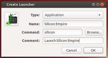 create-launcher-for-silicon