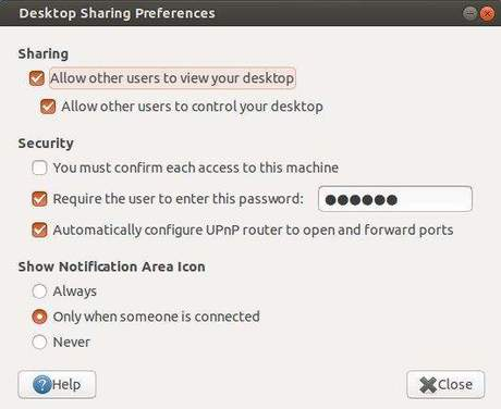 How to Connect to Ubuntu Remote Desktop using Android Phone