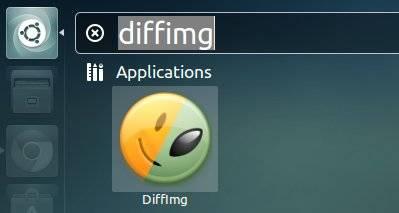 diffimg on ubuntu unity