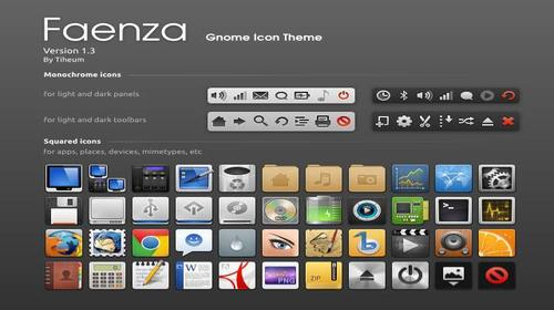 faenza icons 1.3.1 ubuntu 14.10