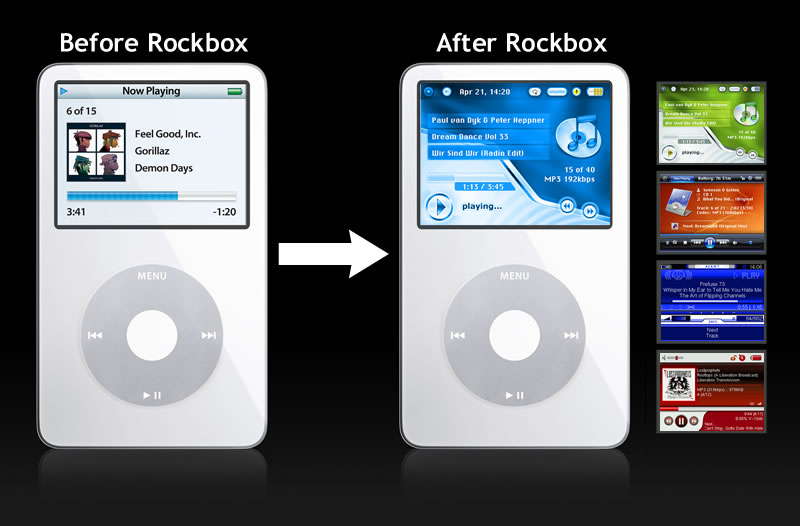 application ipod nano gratuit