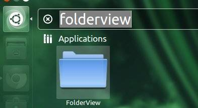FolderView screenlet unity