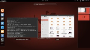 numix gtk & icons gnome shell