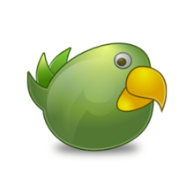 Polly Twitter Client Logo