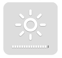Change Ubuntu Laptop brightness automatically