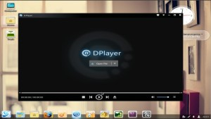 Linux Deepin Movie Player