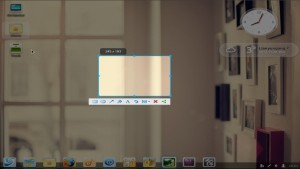 Deepin screenshot tool