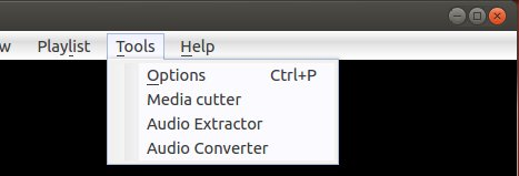 ExMplayer audio converter extractor cutter