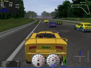 TORCS-The-Open-Racing-Car-Simulator