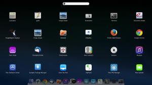 pear os 8 app launcher