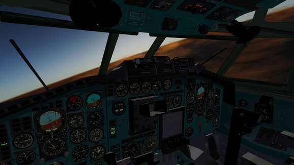 flightgear flight simulator 2.12 ubuntu