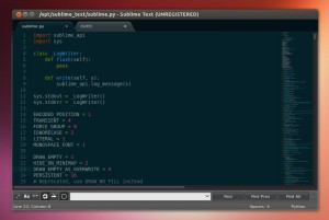 Install sublime text 3 in ubuntu 14.04