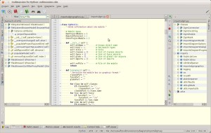 codimension ide classes