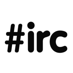 irc client for command line
