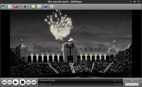 SMPlayer in Ubuntu
