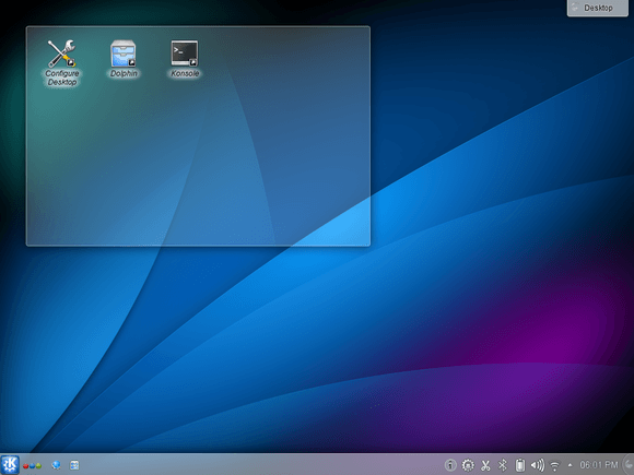 KDE Applications 4.14