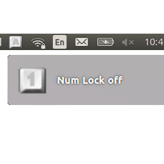 turn on NumLock automatically