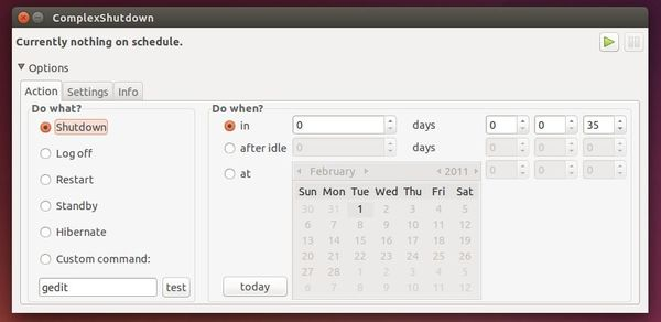 schedule-shutdown-ubuntu