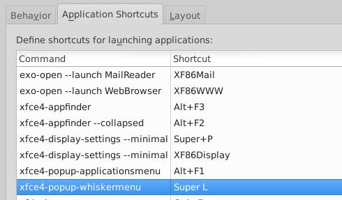xfce4-launcher-key
