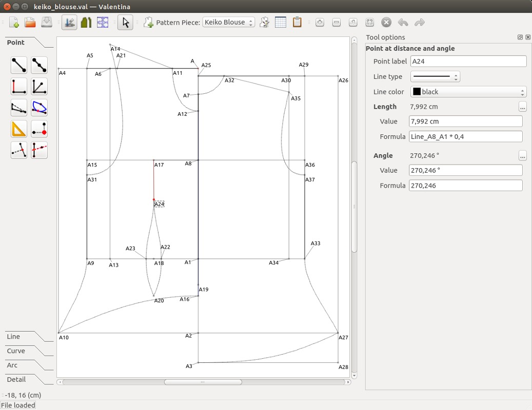 Valentina – Open Source Pattern Making Software for Clothing ...
