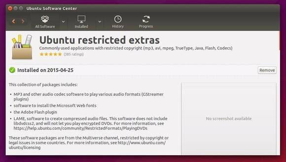ubuntu-restricted-extras