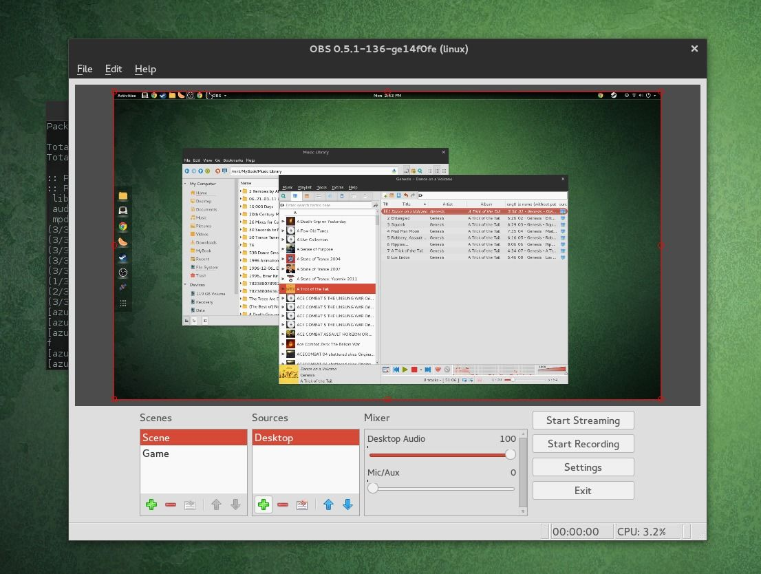 How to Install Open Broadcaster Software in Ubuntu 15.04/14.04 ...