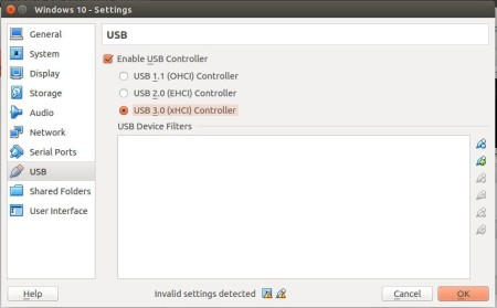 VBox guest USB 3.0 support