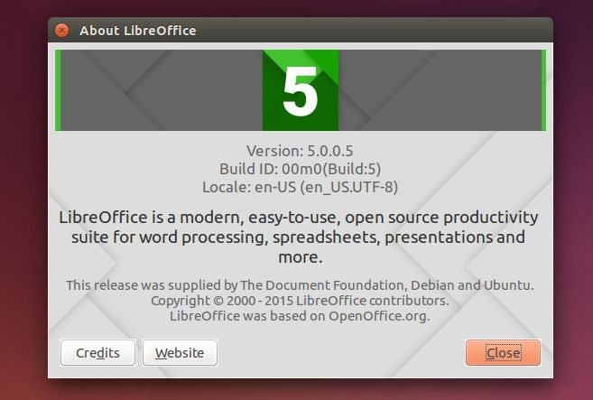 How to Upgrade to LibreOffice 5 0 in Ubuntu, Linux Mint