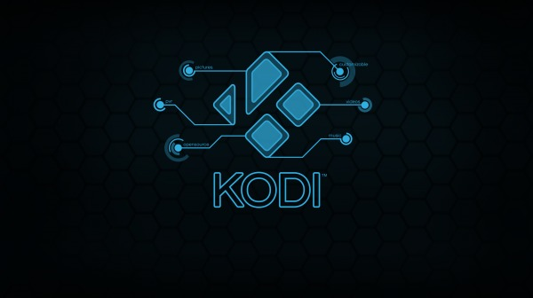 Kodi 16 splash