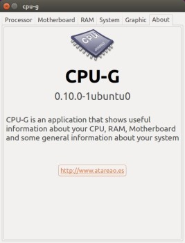 CPU-G about