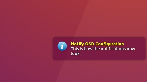 Customized Notification bubble