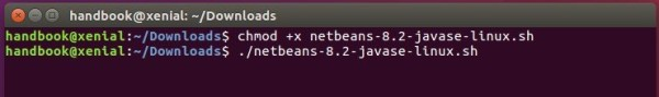 netbeans-script