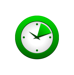 kapow-punch-clock-icon