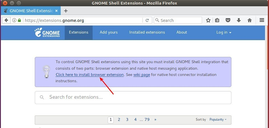 Enable 'Shell theme' in Gnome Tweak Tool in Ubuntu | UbuntuHandbook