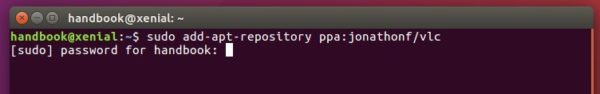 VLC 2.2.5 PPA