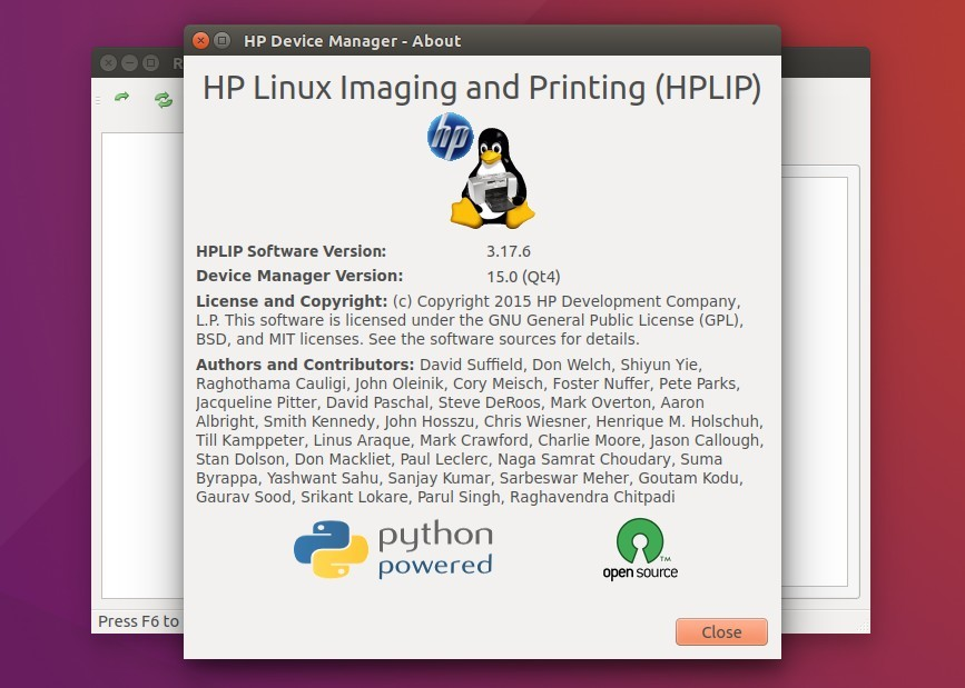 UbuntuHandbook | Tag Archive | HP printer driver