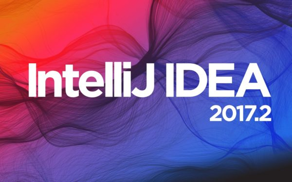 IntelliJ IDEA 2017.2 splash