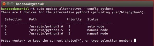 How to Install Python 3 6 1 in Ubuntu 16 04 LTS | UbuntuHandbook