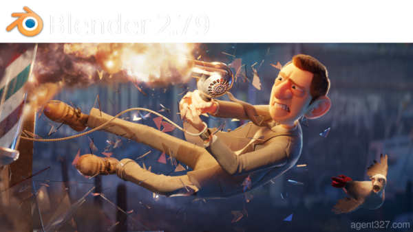 blender 2.79 splash