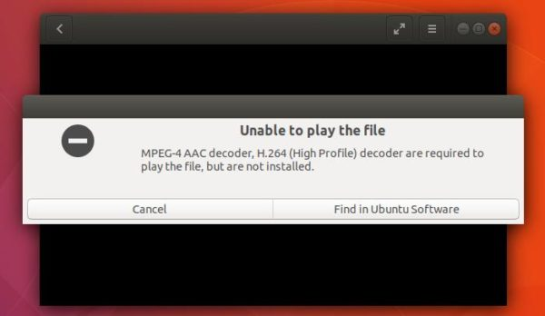 decodeur mpeg-1 layer 3 ubuntu