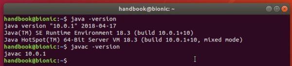 How to Install Oracle Java JDK 8 / 10 in Ubuntu 18 04 | UbuntuHandbook
