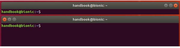 Move Window Buttons 'Min, Max, Close' to Left in Ubuntu 18 04