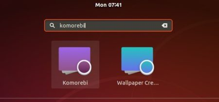 How To Set Animated Wallpaper Background In Ubuntu 18 04