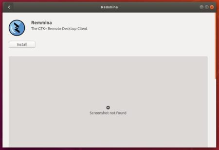 How to Install the latest Remmina RDC in Ubuntu 18 04/16 04