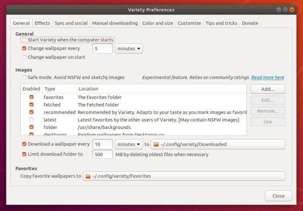 4 Best Automatic Wallpaper Changer For Ubuntu 18 04 | UbuntuHandbook