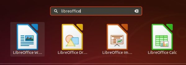 libreoffice new app icons