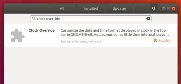 Customize Time & Date Format in Ubuntu 18 04 Gnome Panel