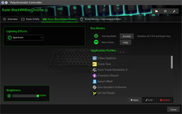 How to Configure Your Razer Peripherals in Ubuntu 16 04