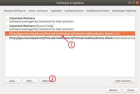 How to Install FreeCAD 0 18 in Ubuntu 18 04 / 16 04